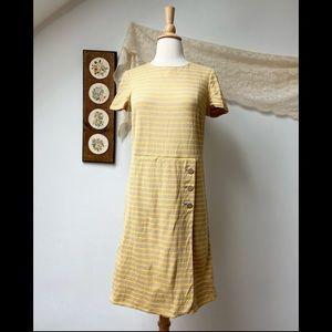 Tory Burch • Kamilla Striped Mini Dress